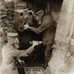 Duitse postduiven in gaskast anno 1918